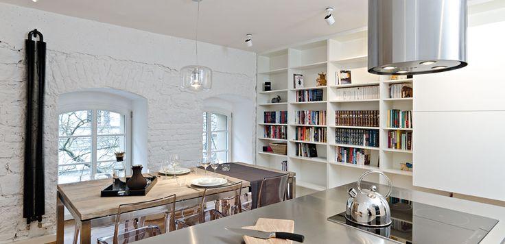 Interiér bytu v novostavbě / Cornloft