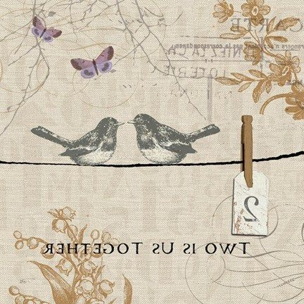 Two Is Us Together -- Words that count II (Pela Studios)