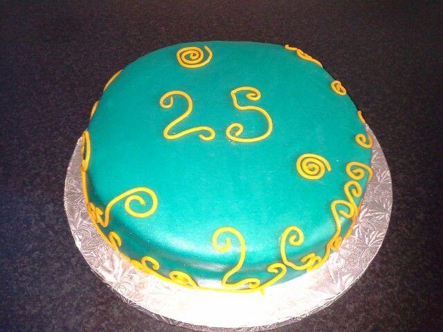 Verjaardagstaart :)