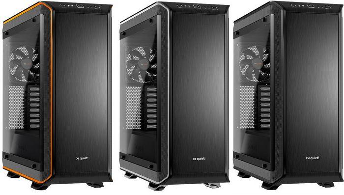 Be Quiet Dark Base Pro 900 Rev 2 Xl Atx Tower Review Atx Locker Storage Quiet