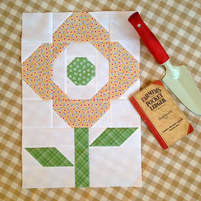 See How A Hilly Garden Has Been Made Super Easy To Manage: 17 Best Images About Lori Holt's Quilt Patterns On