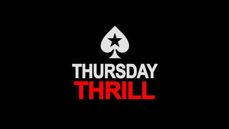 Thursday Thrill 29 October 2015: Final Table Replay - PokerStars