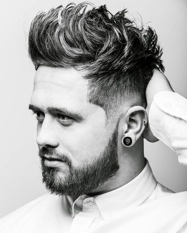 40 Beard Style For Round Face Men Round Face Haircuts Mens