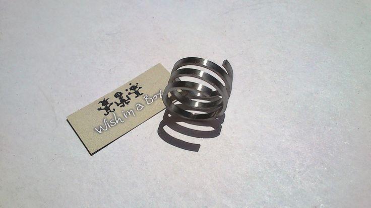 Chevalier Spiral ring !!!