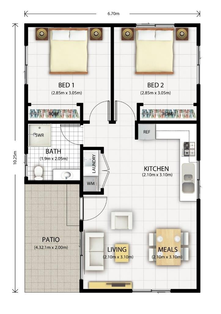 Best 25 Flat house design ideas on Pinterest