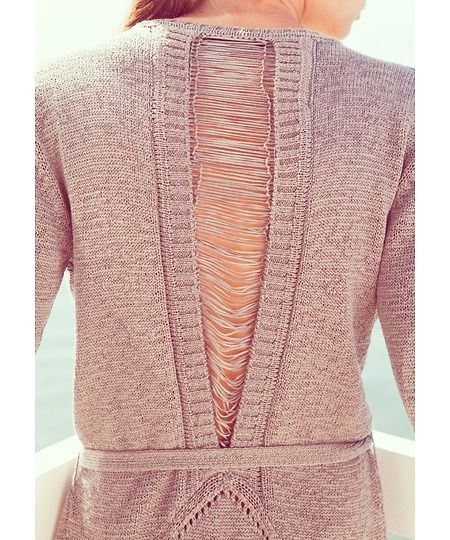 Galena Sweater by One Grey Day