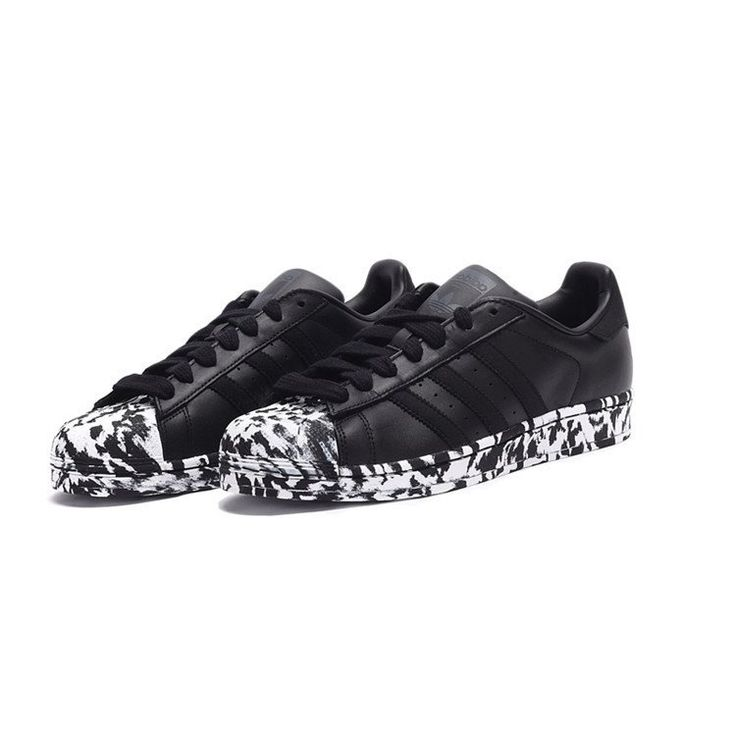 Adidas Superstar Black Camo Runing Shoes