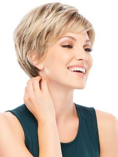 Style for Short Hair Cut