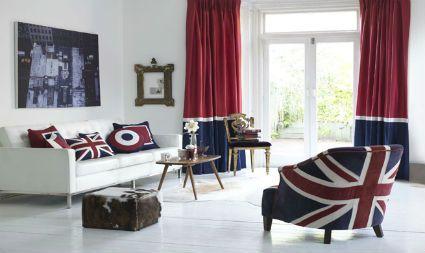 Decoraciín estilo british