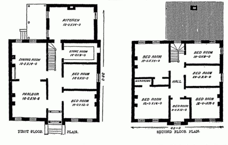 Amazing italianate house plans gallery best inspiration for Historic italianate floor plans