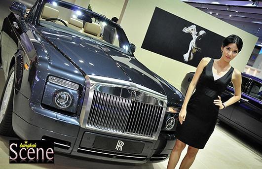 Models Galore @ The 33rd Bangkok International Motor Show.  Words, movie and photos by Paul Hutton, Bangkok Scene.