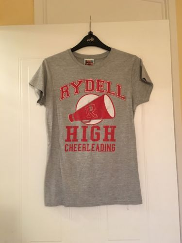 #Rydell high fame & fortune #t-shirt - grease #cheerleading team,  View more on the LINK: http://www.zeppy.io/product/gb/2/172347935302/