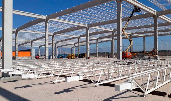 STEEL I JOIST AICE - Asociación de Ingenieros Civiles  http://www.aice.cl/es/noticias.php?idCat=2&id=10465 http://www.arquitecturaenacero.org/uso-y-aplicaciones-del-acero/soluciones-constructivas/steel-i-joist