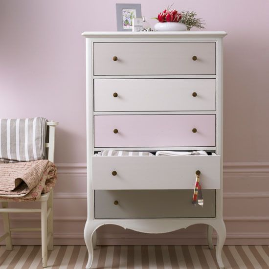 Best 25 Painted Drawers Ideas On Pinterest