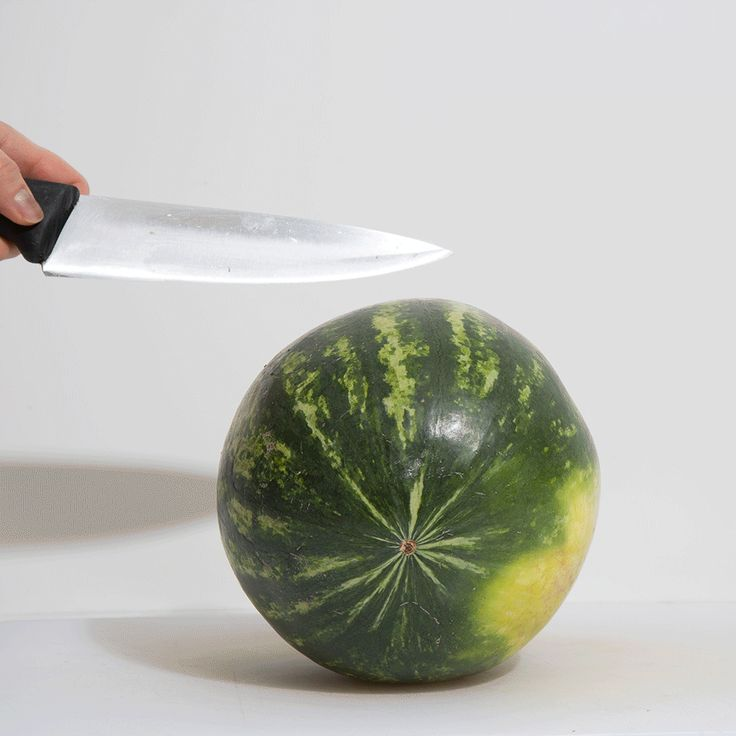 watermelon-cutting