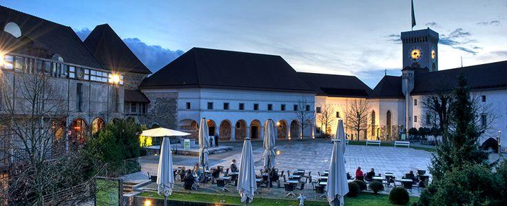 Ljubljana Castle - Ljubljana, Slovenia http://voyostravel.com/ljubljana-castle-ljubljana-slovenia/