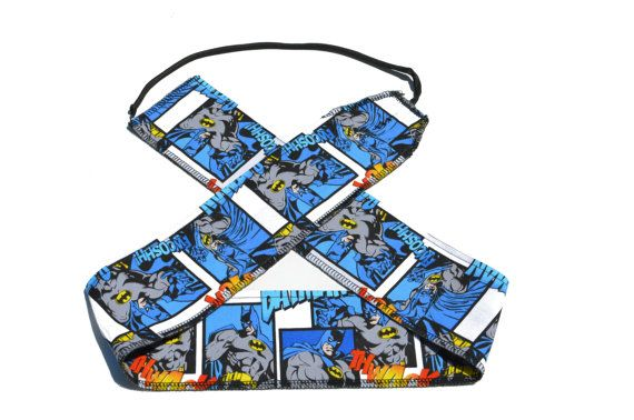Weight Lifting Wrist Wraps Batman by BaconWraps on Etsy