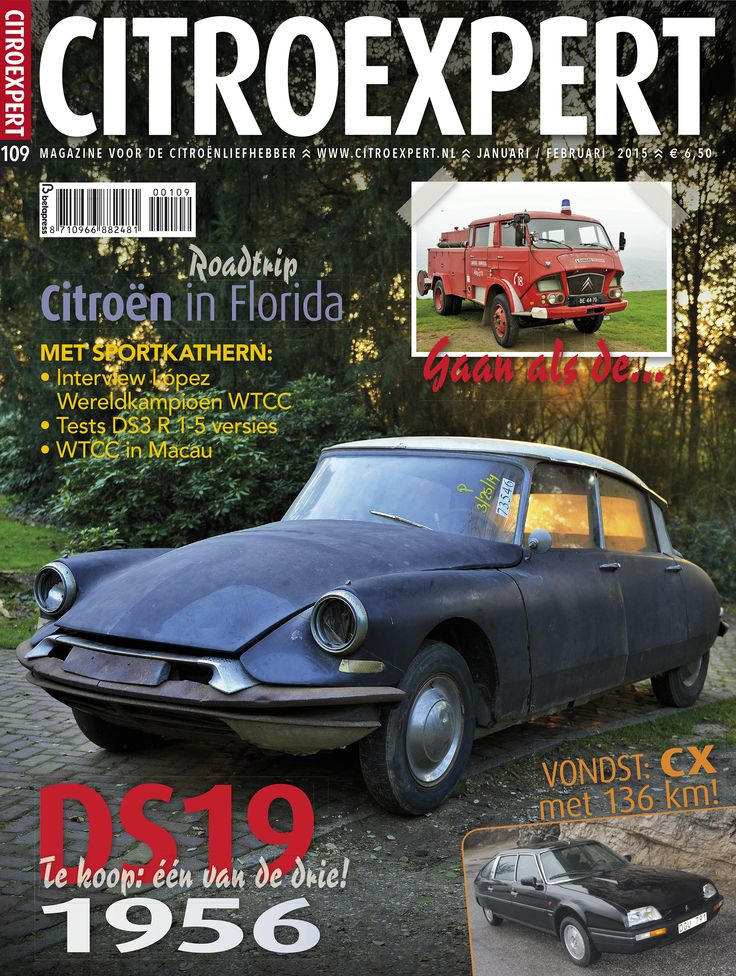 CitroExpert 109, jan/feb 2015 http://www.citroexpert.nl/magazines/lezen/citroexpert-109-jan-feb-2015