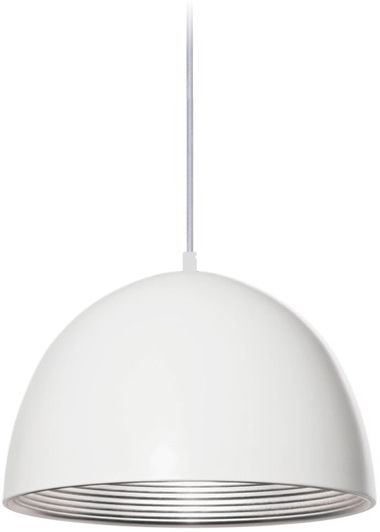 Cosmo 300 Pendant - White/Silver, Pendants, Contemporary, New Zealand's Leading Online Lighting Store