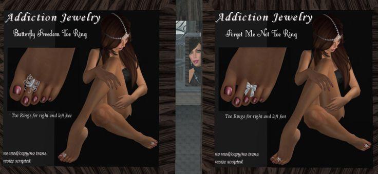 Addiction Jewelry http://maps.secondlife.com/secondlife/Jewellery/204/129/38