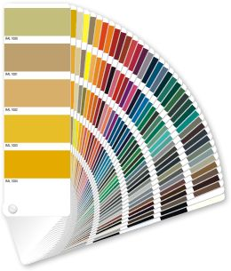 Retractable Screen Doors, Security Screen Door - Screenmobile. Choose a color to blend with your home's decor