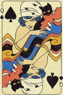 Queen of spades                                                                                                                                                                                 More