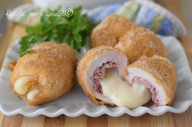 Petti+di+pollo+farciti+al+forno