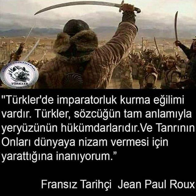 Fransız Tarihçi Jean Paul Roux