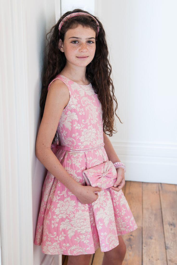 105 best Vestidos niñas y otros images on Pinterest | Little girl ...