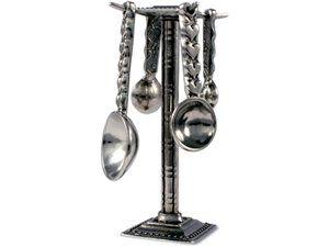 Heart Measuring Spoon Set (5-pc.) by Tin Woodsman