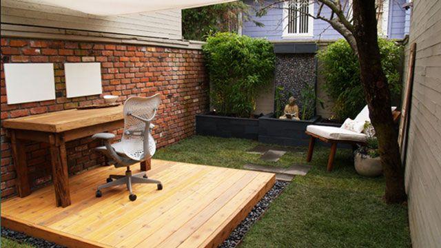 Zen Home Office Bahay Pinterest