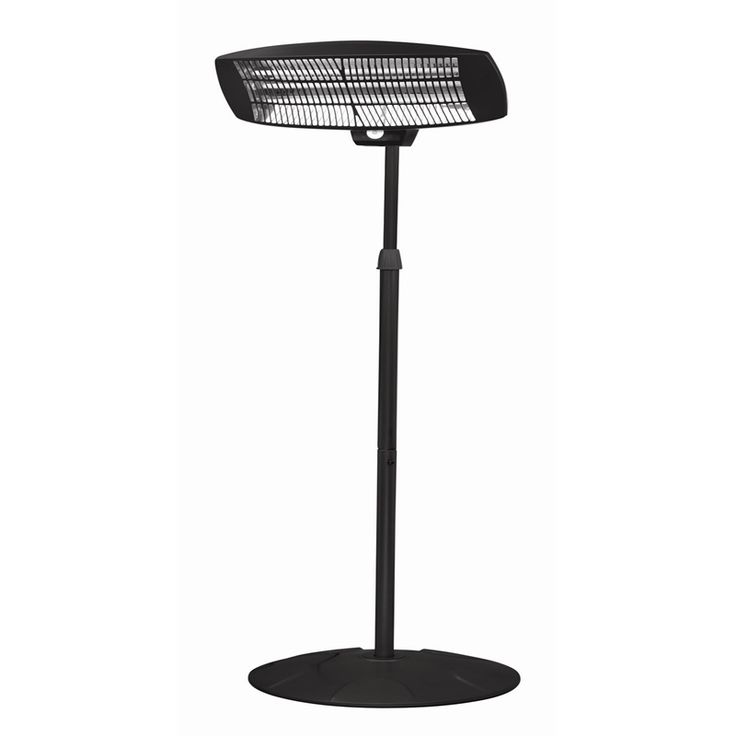 jumbuck 2000w quartz electric outdoor heater for the balcony