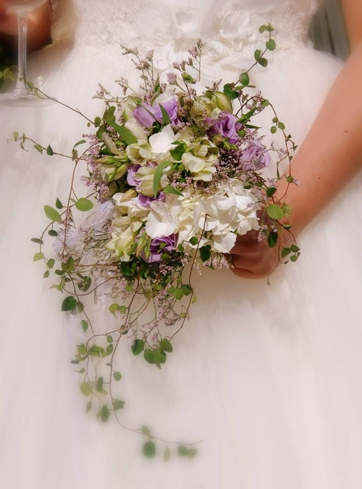 My wedding bouquet.