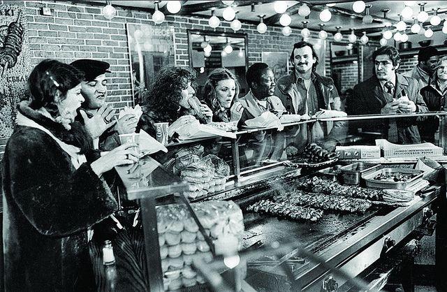 SNL cast 70's via http://www.samanthahahn.com/blog/2013/06/24/new-york-in-the-70s/