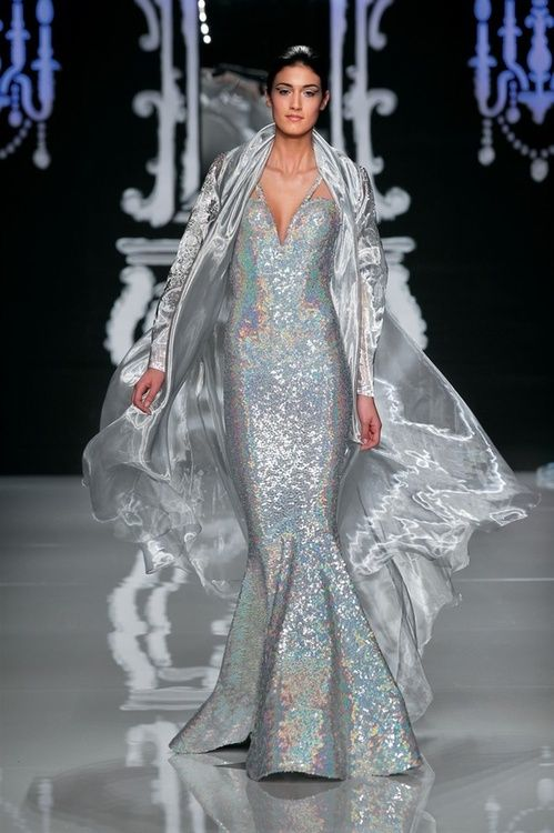 Abed Mahfouz Couture - Spring-Summer 2012-2013