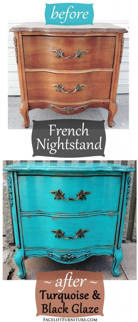 Greatest 48 best Nightstands images on Pinterest | Furniture redo  WP26