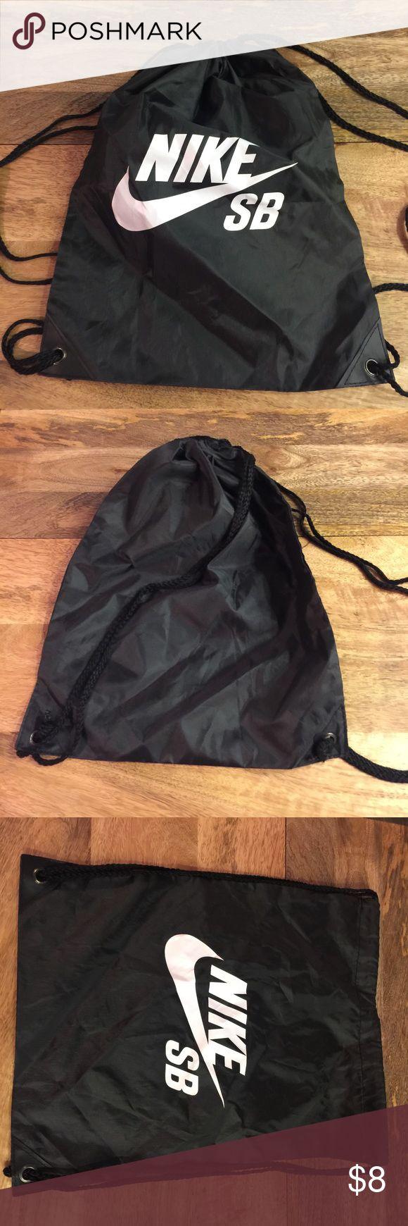 : Nike SB sack! #ark #fashion #shopping #style #Nike #Handbags