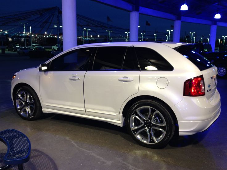 Ford Edge Sport Ford Edge Pinterest Ford Edge Ford And Cars