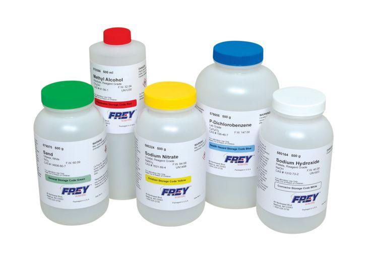 Frey Scientific Aluminum Potassium Sulfate Dodecahydrate, Reagent Grade, 500 g $12.99
