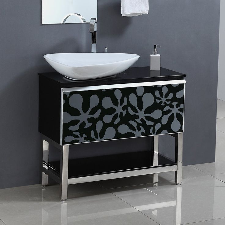 Funky Bathroom Vanity