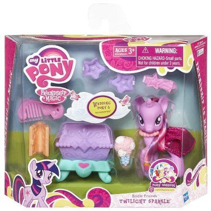 Amazon My Little Pony Bridle Friends Twilight Sparkle Toy Figures Toys