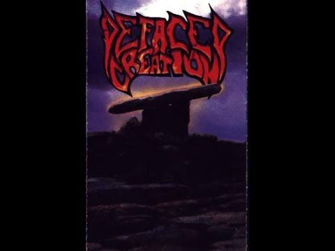 DEFACED CREATION - Defaced Creation ◾ (demo 1995, Swedish death metal)