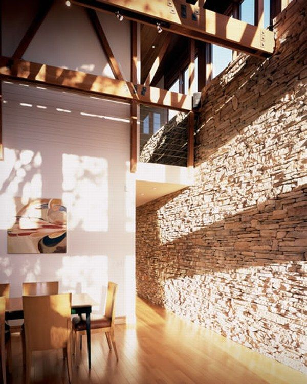 Best 25+ Indoor Stone Wall Ideas On Pinterest | Interior Stone Walls, Tv  Wall Design And Fake Stone Wall