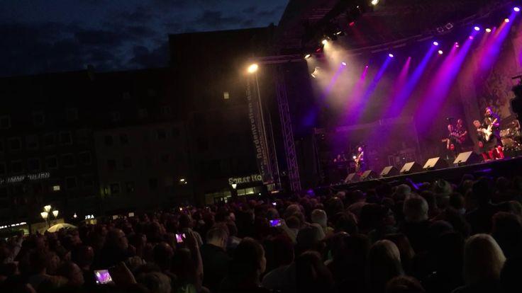 Red Hot Chilli Pipers - Bardentreffen Nürnberg 2017
