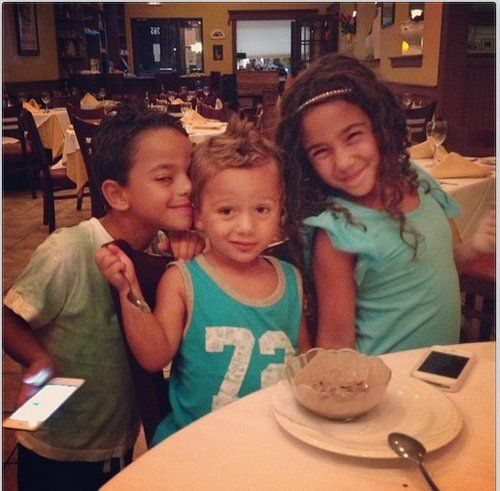 melissa and antonia gorga | celebrity moms and grandma took to their twitter and instagram ...