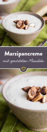 So lässt sich der Winter versüßen - feiner Marzipan, frische Orange und milde Mascarpone vereinen sich zu einer cremigen Nascherei.