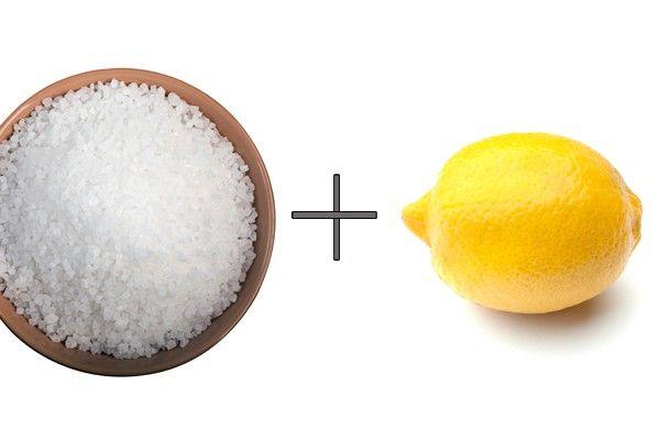 Mit Salz und Zitrone: So musst du nie wieder einen Pickel ausdrücken