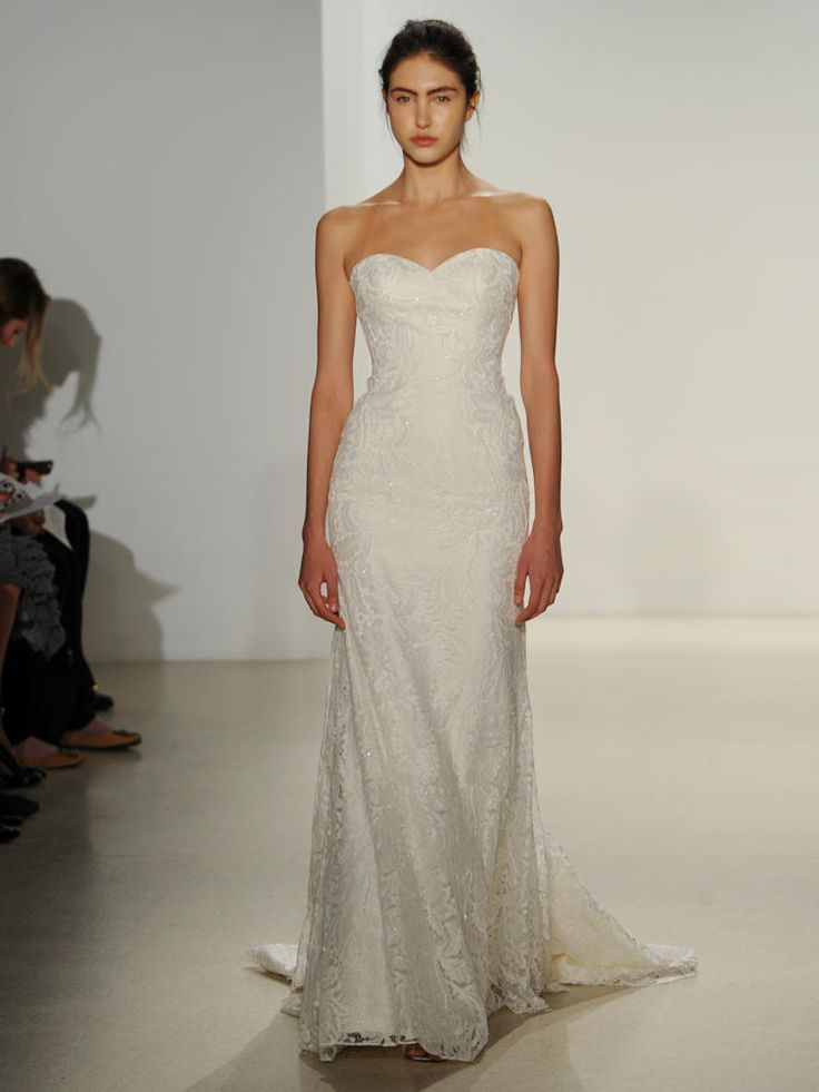 Kelly Faetanini's Spring 2016 Wedding Dresses | itakeyou.co.uk: