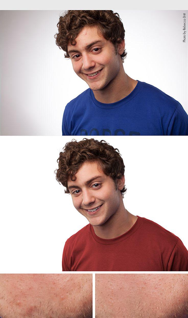 Skin retouching https://www.retouchgem.com/portrait-retouching/