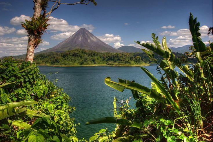 Arenal Volcano , Kostaryka
